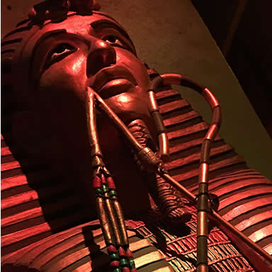 Egyptian Escape Room Mummy